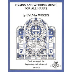 Hal Leonard Wedding Music for All Harps