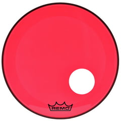 "Remo 22"" P3 Colortone Reso Red"