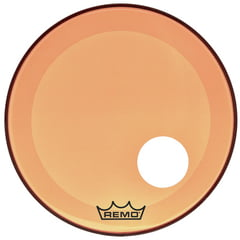 "Remo 22"" P3 Colortone Reso Orange"