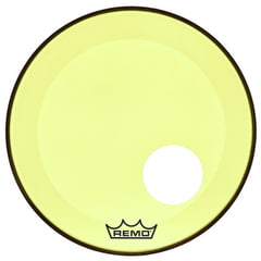 "Remo 20"" P3 Colortone Reso Yellow"