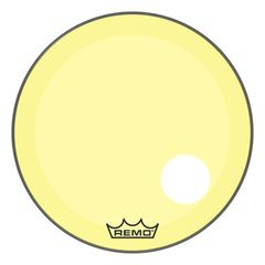 "Remo 24"" P3 Colortone Reso Yellow"