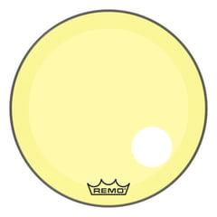 """Remo 26"""" P3 Colortone Reso Yellow"""
