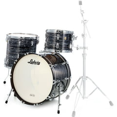 Ludwig Classic Maple Rock Black Oy.