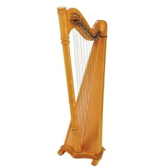 Thomann Pillar Lever Harp 34 Strings