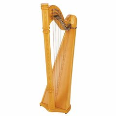 Thomann Pillar Lever Harp 27 Strings