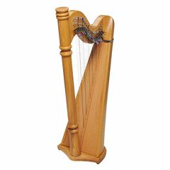 Thomann Pillar Lever Harp 22 Strings