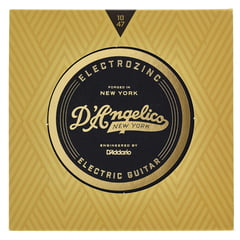 DAngelico Electrozinc Jazz Extra Light