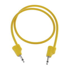 Tiptop Audio Stackcable Yellow 50 cm