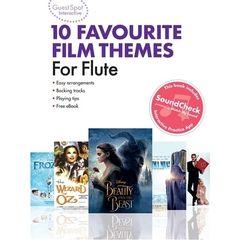 Wise Publications Favourite Film Themes Flute