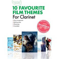 Wise Publications Favourite Film Themes Clarinet