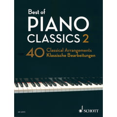 Schott Best Of Piano Classics 2
