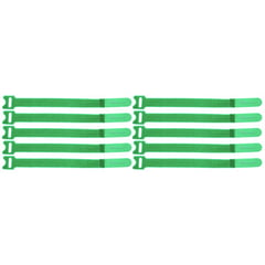 Stairville CS-230 Green Cable Strap 230mm