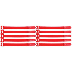 Stairville CS-230 Red Cable Strap 230mm