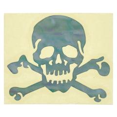 Jockomo Skull Sticker WP