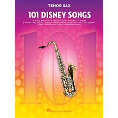 Hal Leonard 101 Disney Songs: Tenor Sax