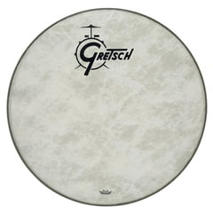 "Gretsch 18"" Fiberskyn Bass Drum Head"