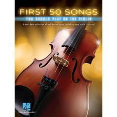 Hal Leonard 50 Songs You Should Violin