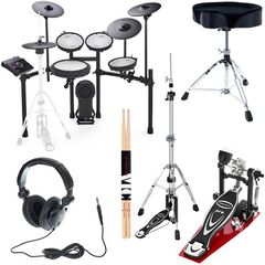 Roland TD-17KVX E-Drum Set Bundle