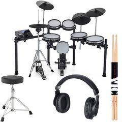 Millenium MPS-850 E-Drum Set Bundle