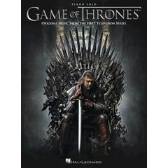 Hal Leonard Game of Thrones Piano