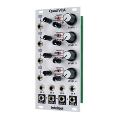 Intellijel Designs Quad VCA
