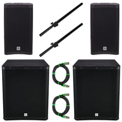 the box pro DSP 110 / 18 Power Bundle