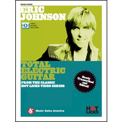 Hal Leonard Eric Johnson: Total Electric