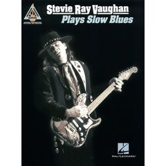 Hal Leonard Stevie Ray Vaughan Slow Blues