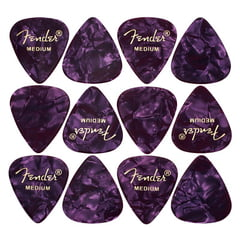 Fender Purple Moto Pick Medium