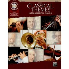 Alfred Music Publishing Easy Classical Themes Clarinet