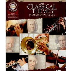 Alfred Music Publishing Easy Classical Themes Violin