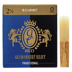 DAddario Woodwinds Grand Concert Select Boehm 2,5