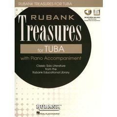 Hal Leonard Rubank Treasures for Tuba