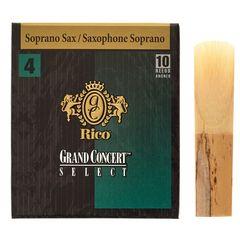 DAddario Woodwinds Grand Concert Select Soprano 4