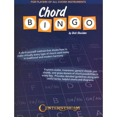 Centerstream Chord Bingo