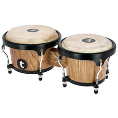 Thomann Dark Nature Bongo Set