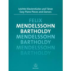 Bärenreiter Mendelssohn Easy Piano Pieces