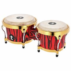 Thomann Red Delusion Bongo Set