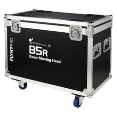 Flyht Pro B5R Beam Tour Case 2in1