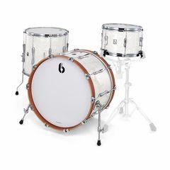 "British Drum Company Lounge Series 22"" Wind. Pearl"