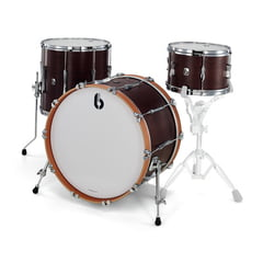 "British Drum Company Lounge Series 22"" Kens. Crown"