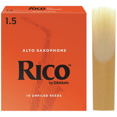 DAddario Woodwinds Rico Alto Sax 1,5