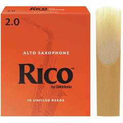 DAddario Woodwinds Rico Alto Sax 2