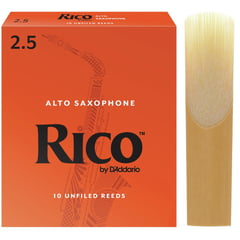 DAddario Woodwinds Rico Alto Sax 2,5