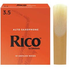DAddario Woodwinds Rico Alto Sax 3,5