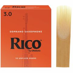 DAddario Woodwinds Rico Soprano Sax 3