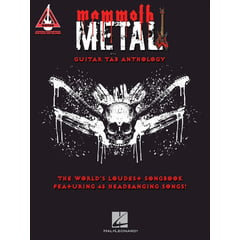 Hal Leonard Mammoth Metal Guitar