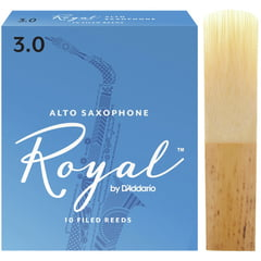 DAddario Woodwinds Royal Alto Sax 3