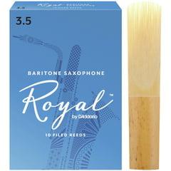 DAddario Woodwinds Royal Baritone Sax 3,5