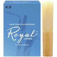 DAddario Woodwinds Royal Baritone Sax 4